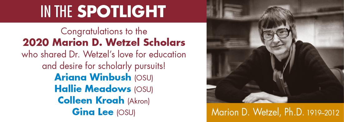 Weztel Scholars