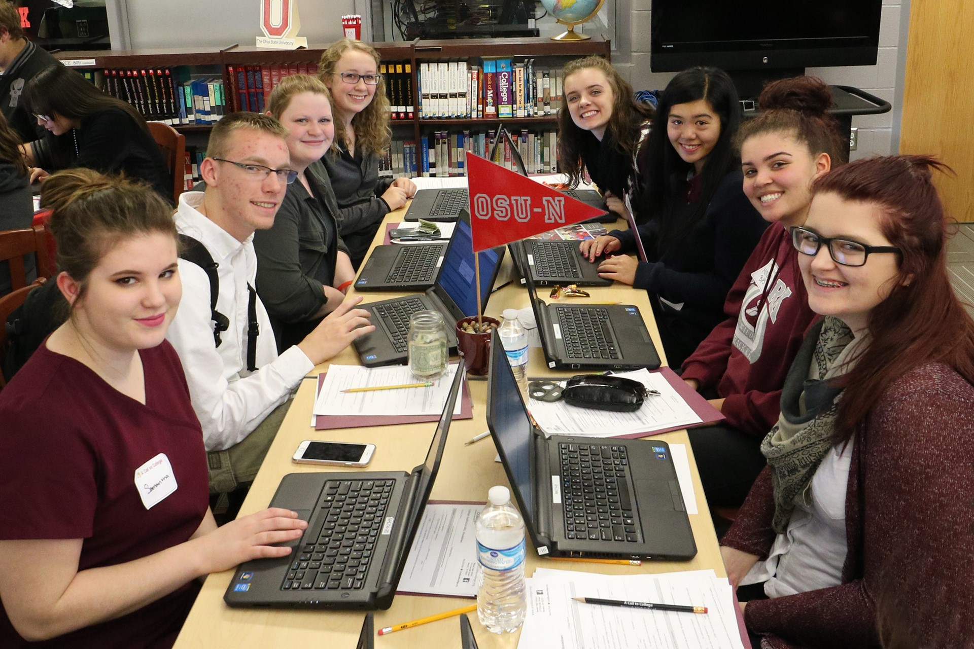 College Application Blitz Year 2!   BEYOND successful!!