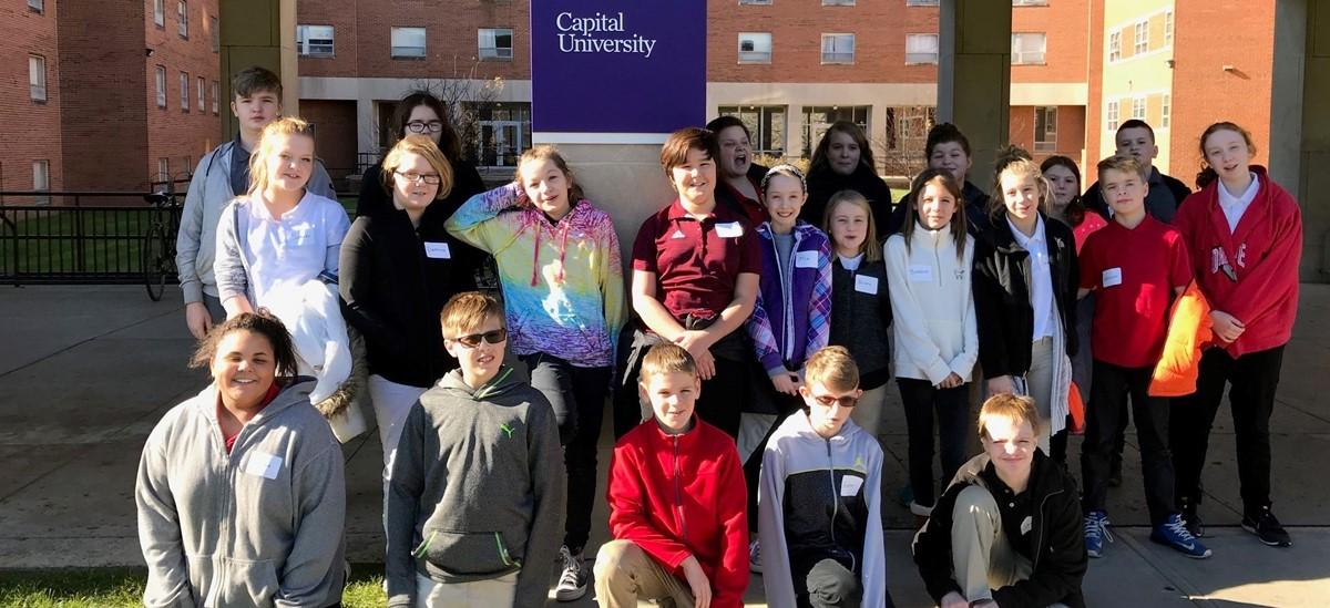 6th Grade Visit