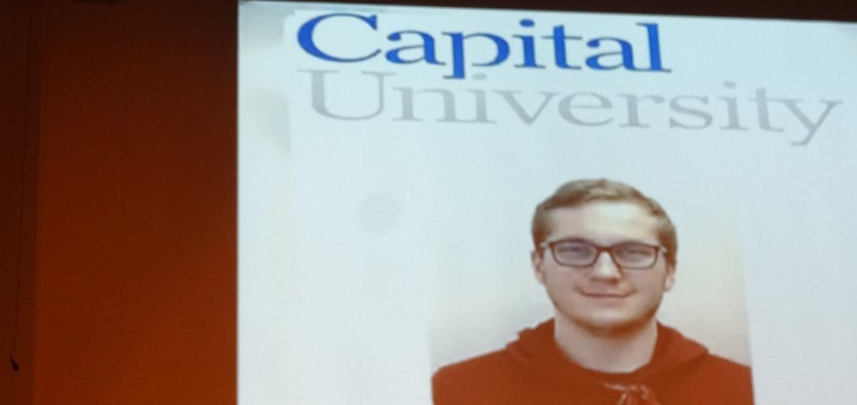 Capital University Attendee